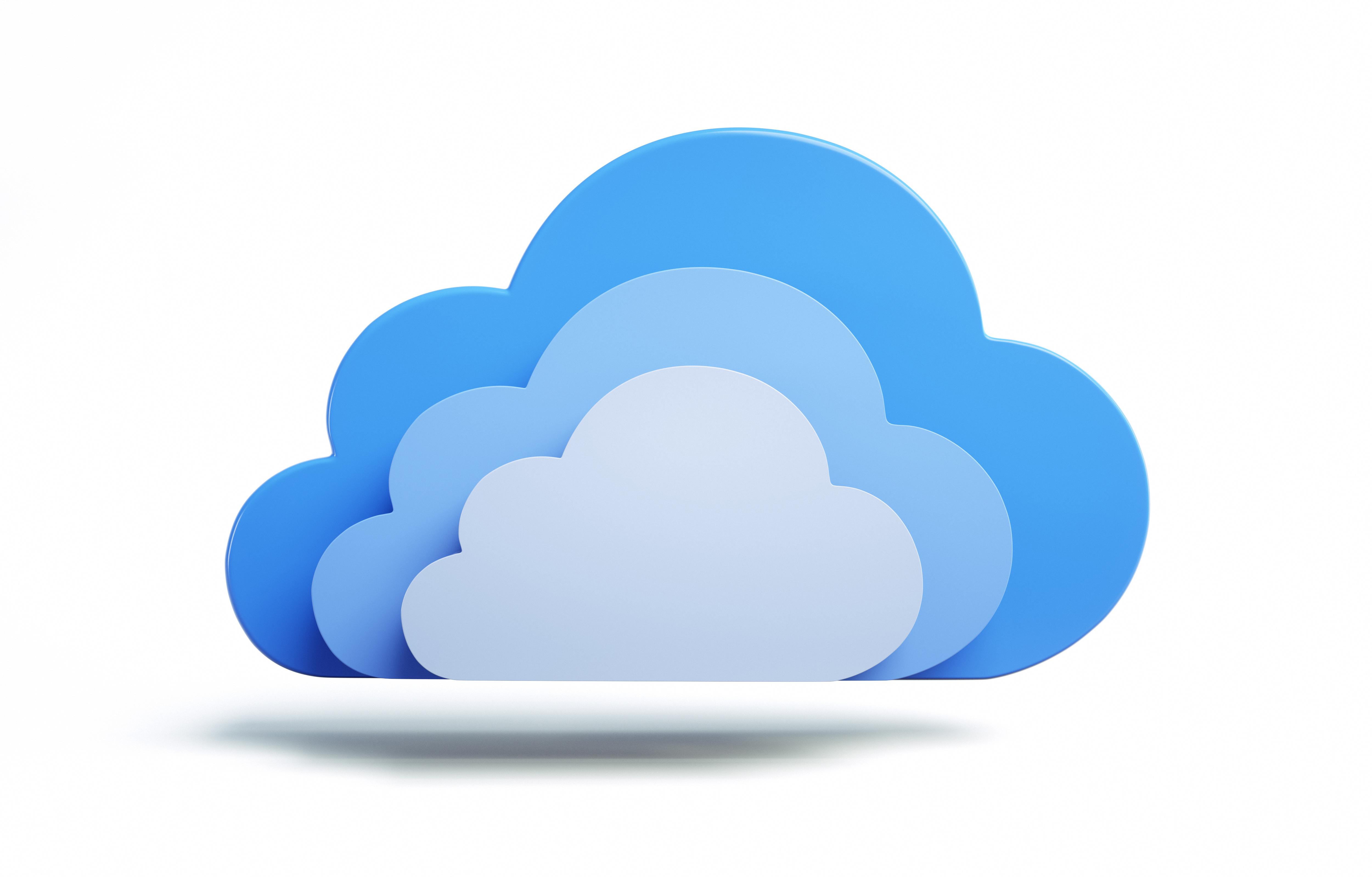 Cloud-Symbol 1